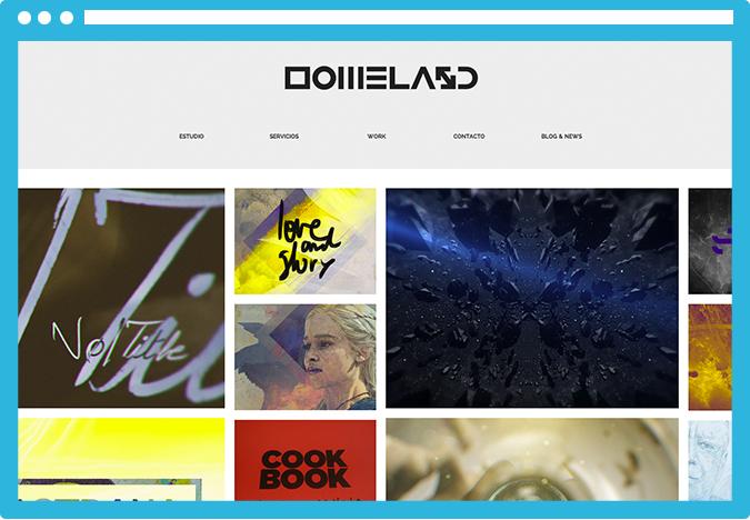 homeland Tendencias molonas de diseño web para el 2014