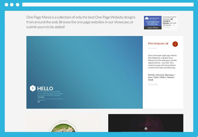 opepage Tendencias molonas de diseño web para el 2014