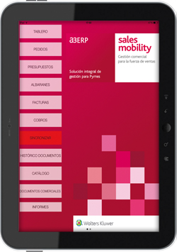 Solución móvil de gestión comercial integrada con su ERP 1
