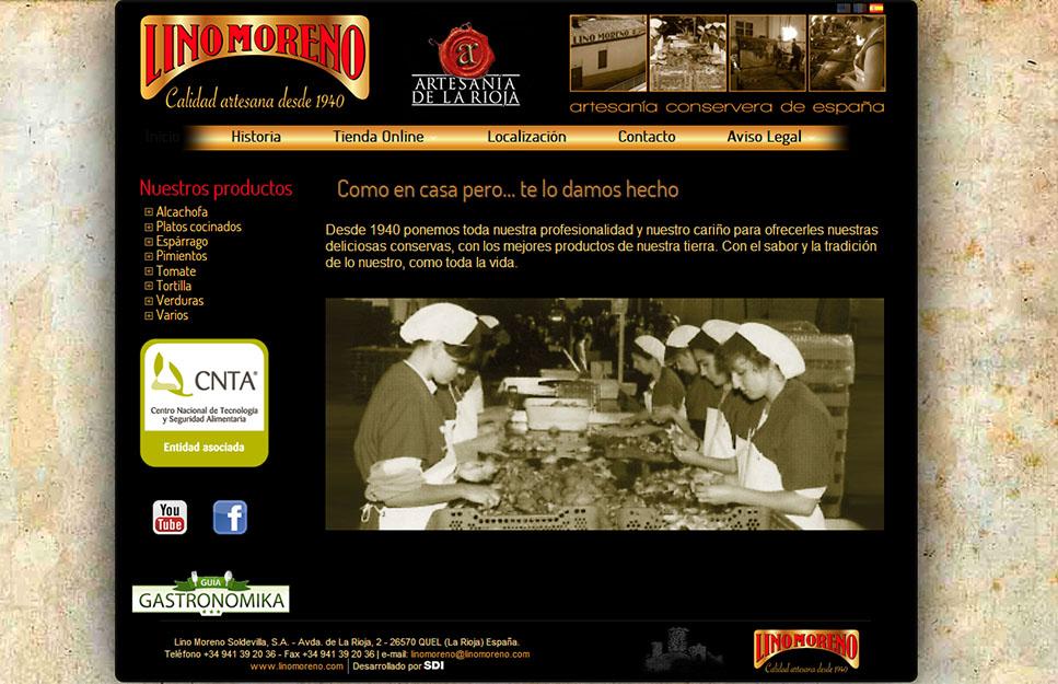 Lino moreno www.linomoreno.com