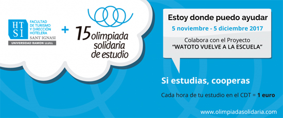SDI presenta la Olimpiada Solidaria