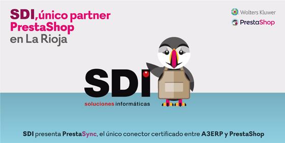SDI, único partner Prestashop La Rioja