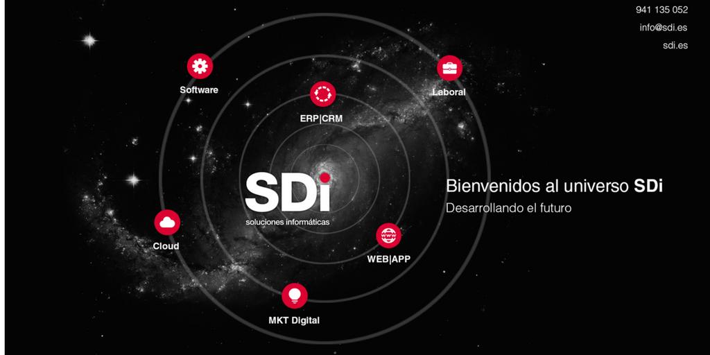 ¡Bienvenidos al Universo SDi! 1