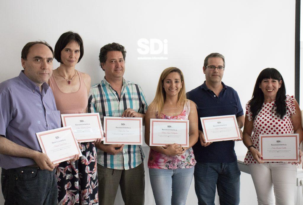 reconocimiento empleados SDi