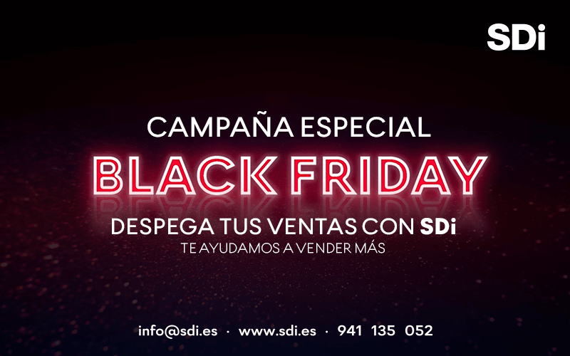 Black Friday SDi