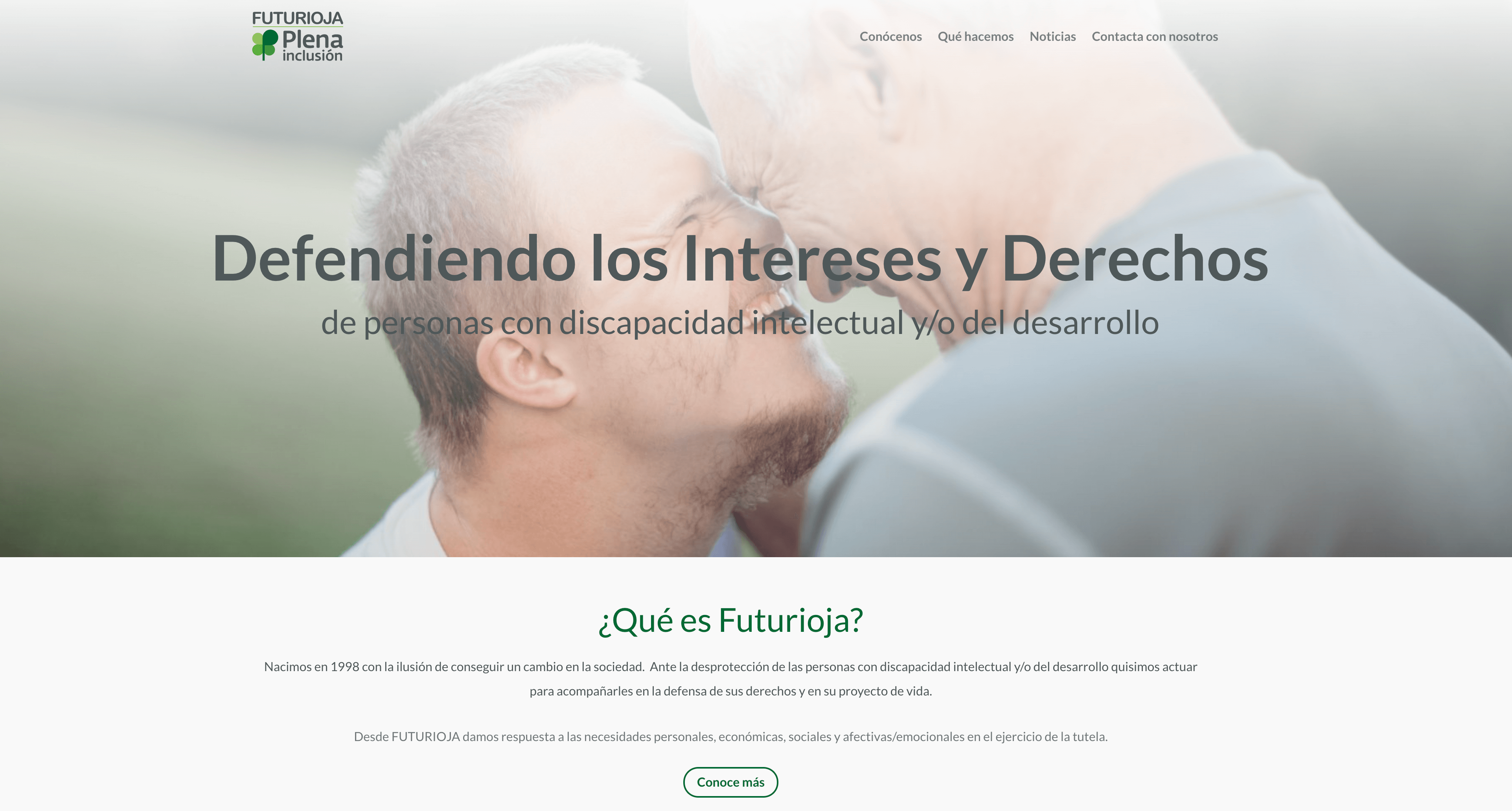 SDi dona a Futurioja una página web 1