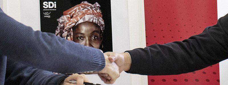 SDi renueva la colaboración con Coopera ONGD 1