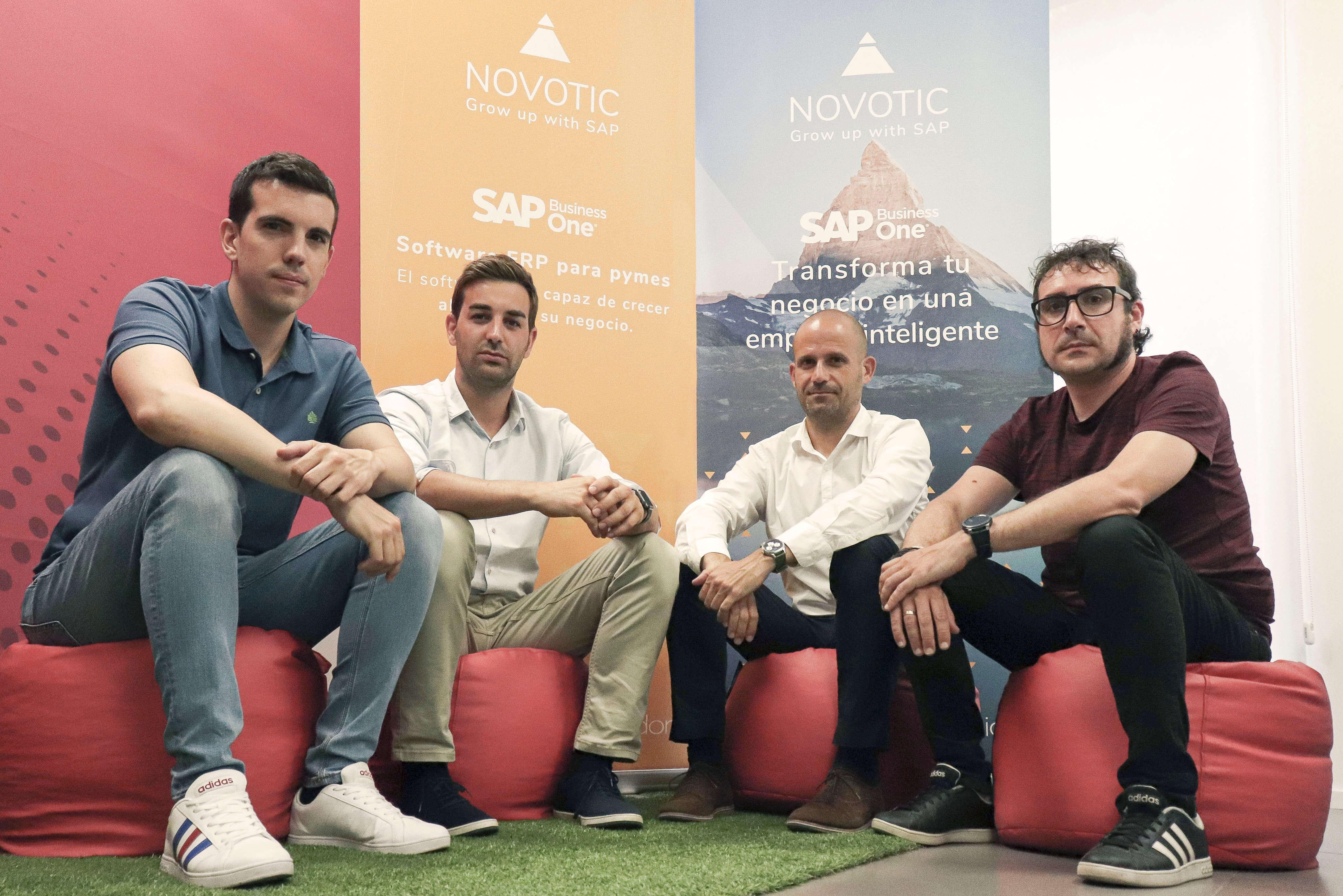 Nace NOVOTIC, la empresa riojana especializada en SAP 2