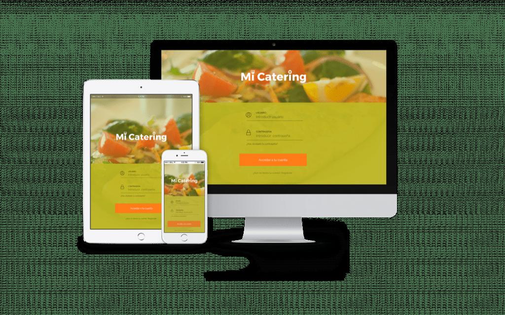 Mi Catering APP, la solución más completa para el sector del catering 1