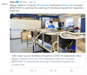 ERP-Odoo