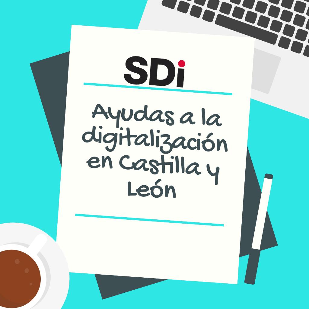Ayudas a la digitalización en Castilla y León