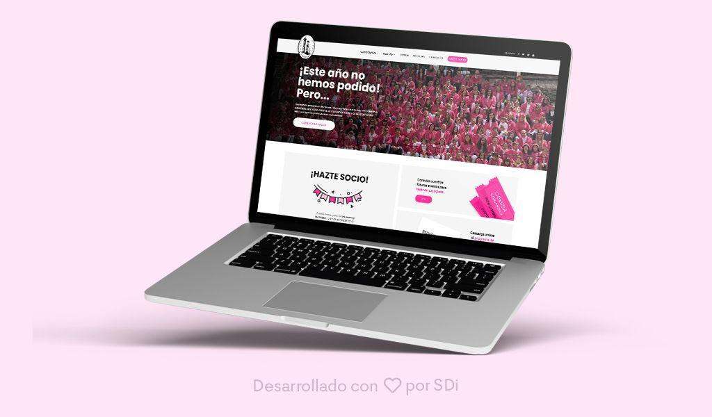 La peña 'más tecnológica' estrena plataforma digital 2