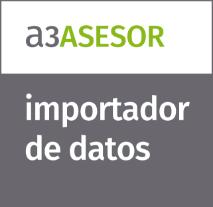 a3ASESOR Importador de datos 1