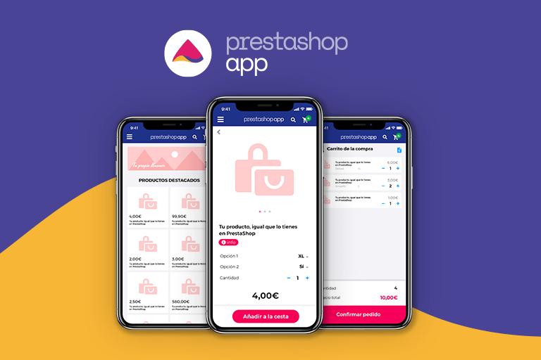 SDi es uno de los Partner platinum de Prestashop España, PrestaShop App