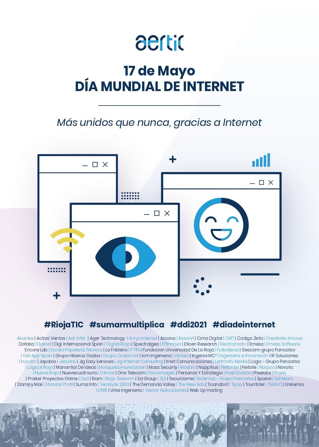 ¡Feliz #DíadeInternet! 1
